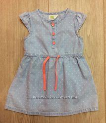Летнее платье CRAZY8 18-24м