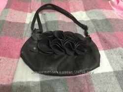 Новая фирменная мехх женская сумка сумочка