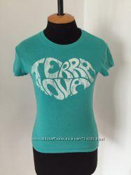 Женская футболка XS-S Terranova