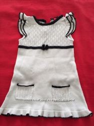 Красивое платье сарафан в сад на девочку 2-4 года