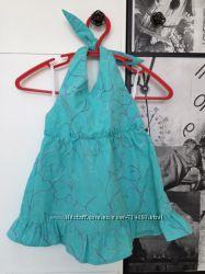 Новая маечка туника майка блузка на девочку 4 года