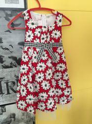 Шикарное платье на девочку 2-4 года
