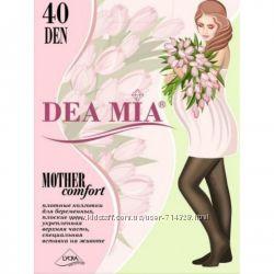 Колготки для беременных Dea Mia 40 ден, БЧК.