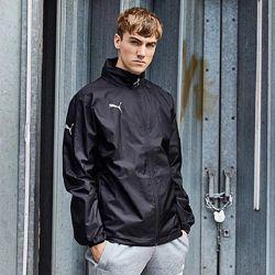 Куртка ветровка мужская от Puma, оригинал, XL