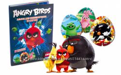 куплю альбом для коллекционирования карточек Angry Birds из Еко маркета