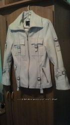 Куртка з натуральної шкіри
