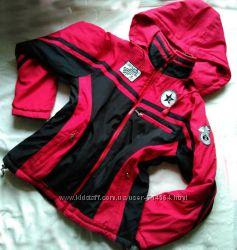 Куртка двухсторонняя S-M