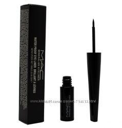 Подводка для глаз водостойкая Mac Mineralize WaterProof eyeliner Brillant a