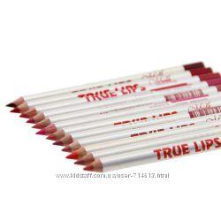 Набор карандашей для губ Me Now 12 шт.