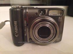 Фотоаппарат Canon A-590