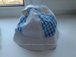 панамка шапка перчатки