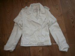 пальто размер xs-s tally weijl