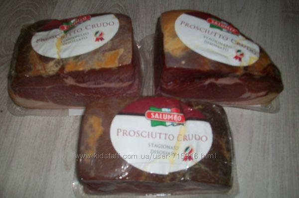 Итальянский деликатес Прошутто