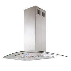 вытяжка кухонная FABIANO ARCO ISOLA INOX LCD Silence   Итальянские вытяж