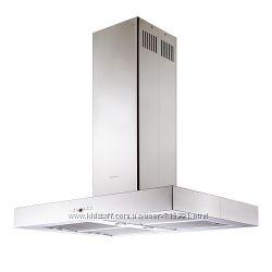 вытяжка для кухн FABIANO GLORIA ISOLA INOX LCD Silence  Итальянские вытя