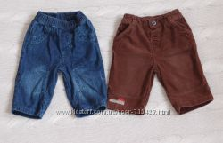 Наши фирменные штаны 3-6 месяцев