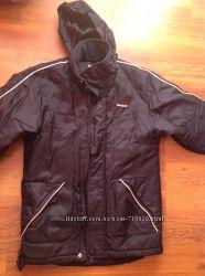 Куртка полупальто  на синтепоне Reebok на 10-11 лет