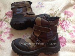 Термо ботиночки Deltex 30 размер стелька 19 см