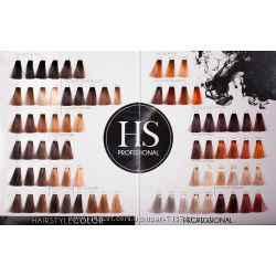 HS Professional Крем-краска для волос, 100 мл