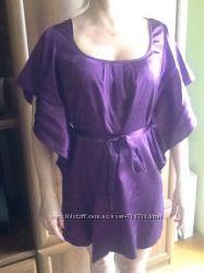 Платье- туника NEW LOOK размер 12 идеально для беременных