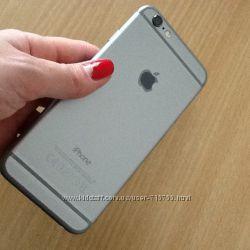 APPLE iPhone 6 space grey 16 gb в идеале и Sony Xperia P silver