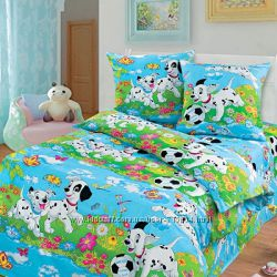 Качественное постельное белье для мальчишек и девченок