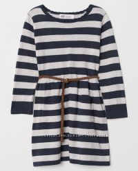 Вязаное платье H&M, размер 6-8, 8-10 лет. Новинка