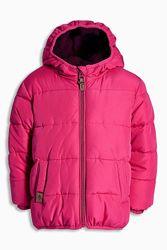 Дутая куртка Next Некст для девочки, размер 5-6 лет