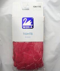 Детские колготы WOLA, рост 104-110 см