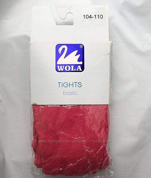 Детские колготки WOLA, рост 104-110 см