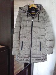Пальто удлиненная куртка