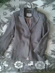 пиджак NEXT из элитной шерстяной ткани