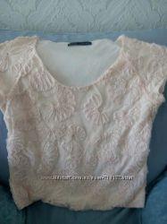 Новая фирменная блуза ЗАРА