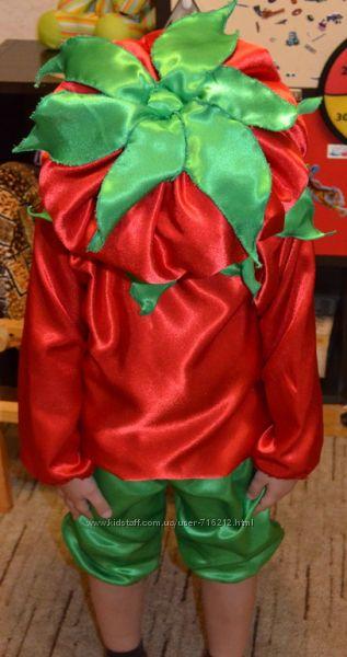 Как сделать костюм помидора для мальчика - Gksem.ru
