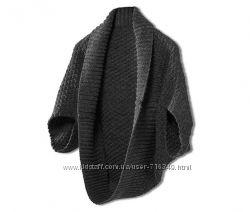 Вязаное болеро с шерстью Тсм Tchibo Германия