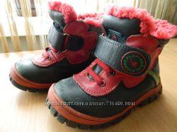 Кожаные ботиночки 14, 3 см стелька