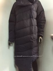 Оригинальное синее пальто