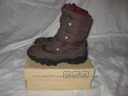 Сапоги ботинки TCM Германия 34-35 размер по стельке 22, 5 см. Зимние, внутр