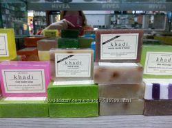 Натуральное мыло Khadi, и со специями, Индия