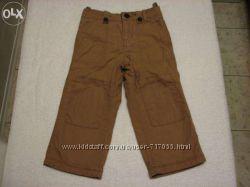GAP Демисезонные брюки на подкладке для мальчика 2, 5-3, 5 года