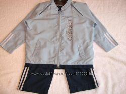 ADIDAS ORIGINAL Спортивный костюм, р. 104