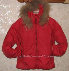 Куртка-пуховик для девочки OUTVENTURE