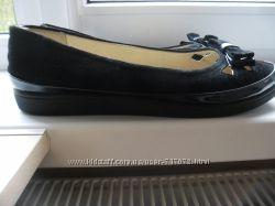 Туфлі балетки ст 24, 5см 38 розмір
