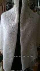 Платок Оренбургский из козьего пуха
