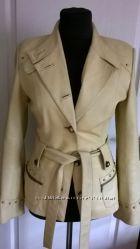 Куртка кожаная женская Fabio Monti раз. S