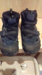 демисезонные ботинки экко