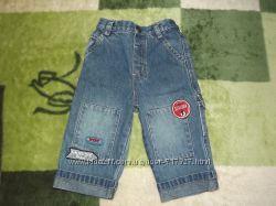 Фирменные, стильные джинсы, джинсики на мальчика фирмы Next, Некст, на 6-9