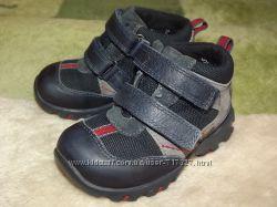 Демисeзонные ботинки Start-rite Англия, р. 6F, стелька 14, 5 см