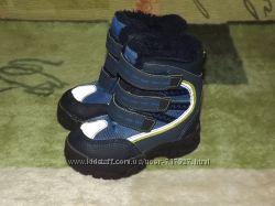 Термо - ботинки George на мальчика р. 23 по стельке 15 см