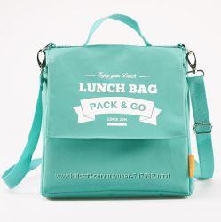 Термосумка Ланчбег Lunch Bag L Мята